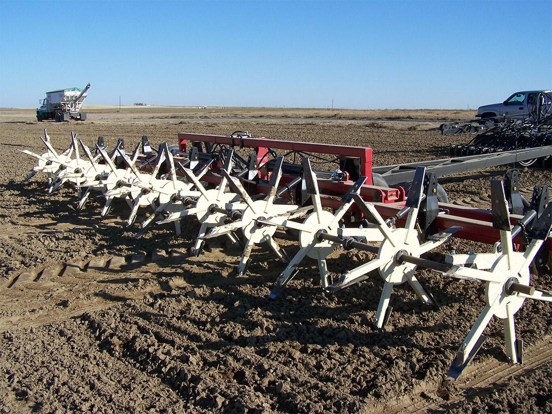 美国dammer diker中耕打坑机
